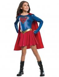 Fantastisk Supergirl™ kostume - pige