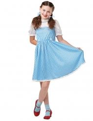 Sødt Dorothy kostume til piger - Troldmanden fra Oz™
