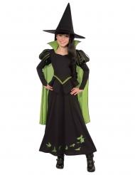 Elphaba Troldmanden fra Oz™ Kostume til piger