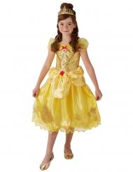 Belle™ prinsessekjole med krone til piger