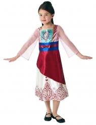 Prinsesse Mulan™ kostume - pige