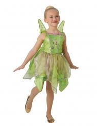 Deluxe Klokkeblomst™ kostume med vinger til piger