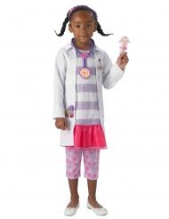 Luksus Doktor McStuffins™ kostume pige