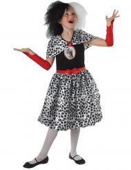 Cruella de Vil™ Kostume til piger