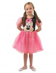 Lyserød Minnie™ kjole til piger