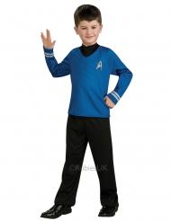Star Trek™ Captain Spock kostume barn