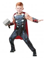 Thor Deluxe Kostume med hammer til drenge