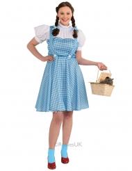 Dorothy kostume til kvinder i store størrelser - Troldmanden fra Oz™