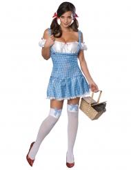 Sexet Dorothy kostume til kvinder - Troldmanden fra Oz™