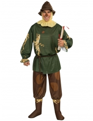 Troldmanden fra Oz™ fugleskræmsel kostume voksen