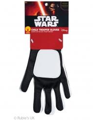 Stormtrooper handsker til børn - Star Wars