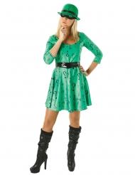 Klassisk The Riddler™ kostume til kvinder