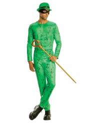 The Riddler™ klassisk kostume til voksne