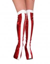 Overtræksstøvler Wonder Woman™ kvinde