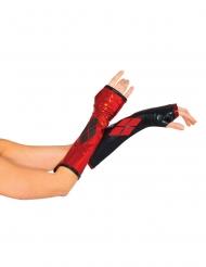 Harley Quinn™ armklæder til voksne