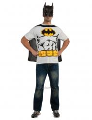 Batman™ t-shirt og maske til voksne