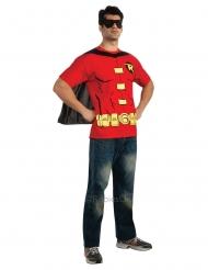 Robin™ t-shirt og maske til voksne