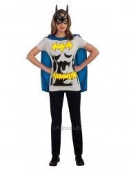 Batgirl™ maske og t-shirt til kvinder