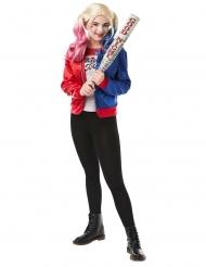 Harley Quinn™ jakke med tee-shirt til teenager