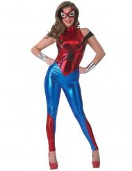 Kostume heldragt Spidergirl™ kvinde