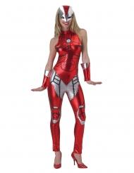 Iron Girl™ heldragt kvinde