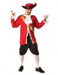 Kaptajn Klo™ kostume voksen