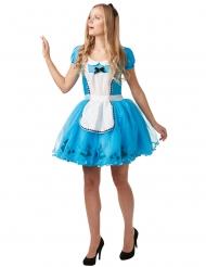 Alice i eventyrland™ kostume kvinde