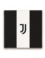 20 Papirservietter Juventus™ 33 x 33 cm
