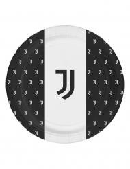 8 Paptallerkner Juventus™ 23 cm