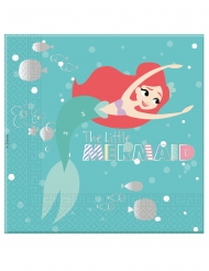 20 stk premium servietter med Ariel™
