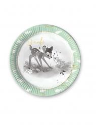 8  luksus Paptallerkner Bambi™  23 cm