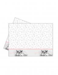 Luksus plastik borddug Bambi™ 120 x 180