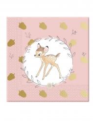Bambi™ servietter 20 stk