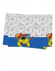 Plastikdug med Avengers™ pop comic 120x180cm