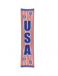 Dørdekoration USA Party 300 x 60 cm
