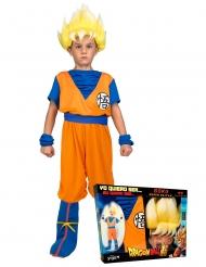 Super Saiyan Goku kostume med paryk til børn - Dragon Ball™