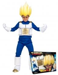 Super Saiyan Vegeta kostume og paryk til børn - Dragon Ball™