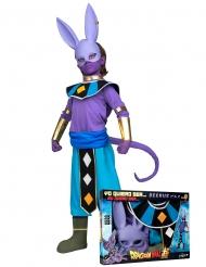Beerus kostume med maske til børn - Dragon Ball™