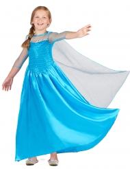 Isprinsesse kostume til piger