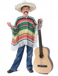 Mexicaner poncho til børn