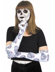 Dia de los muertos handsker til kvidner