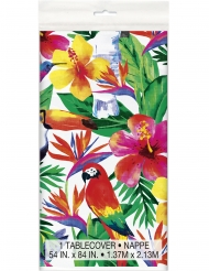 Bordug i plastik Palm Tropical Luau 137 x 213 cm