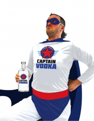 Super Captain Vodka kostume