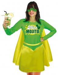 Miss Mojito kostume kvinde