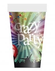 6 Krus Crazy Party