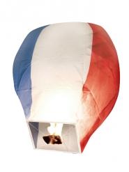Trefarvet flyvende lanterne frankring 50 x 90m cm