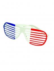 Briller trefarvet striber Frankrig