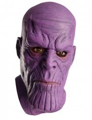 Latexmaske Thanos Avengers Infinity War™ voksen