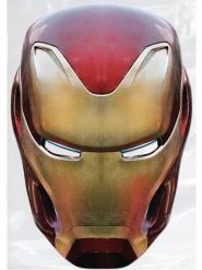 Avengers Infinity War™ Iron Man maske voksen