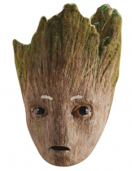 Avengers Infinity War™ Groot karton maske voksen